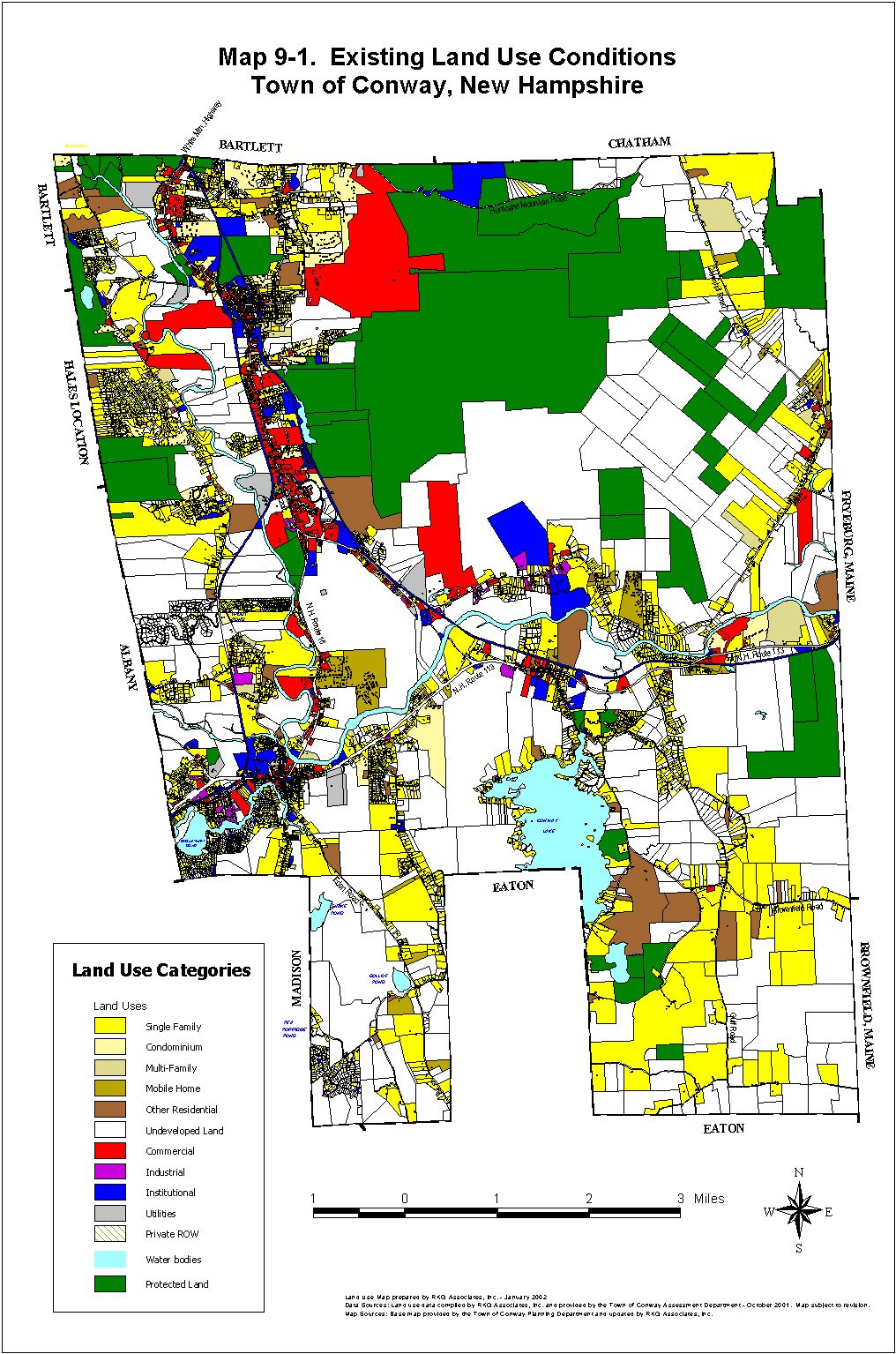 map north conway nh with Map 9 1 Existing Land Use on New H shire also Merrimack Premium Outlets besides Summer Activities together with Photos further Map 9 1 Existing Land Use.